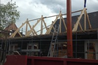 Verbouwing, 't Centrum, Dreumel
