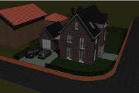 Nieuwbouw, woning met garage, Boven-Leeuwen