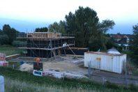 Nieuwbouw, dijkwoning, Boven-Leeuwen