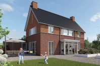 Nieuwbouw, woning, Maasbommel