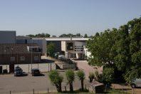 Nieuwbouw, kantoor aan bedrijfspand